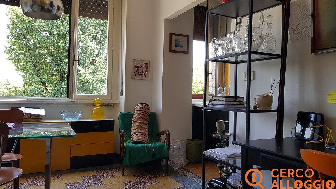 Copertina spazi comuni annuncio affitto in Milano